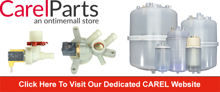 Carel Humidifier & Control Parts
