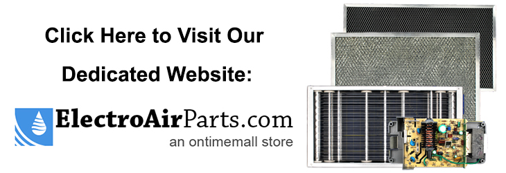 Electro Air Air Cleaner Parts