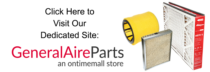 General Aire Humidifier & Air Cleaner Parts
