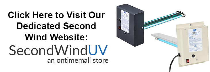 Second Wind UV Systems & Parts