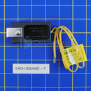 50 Current Sensing Relay 24V