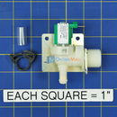 Carrier EF18LJ241 Solenoid Valve Kit