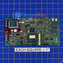 Honeywell 30755804-501 PC Board