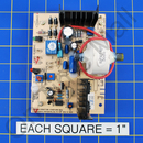 Trion 348818-001 Power Pack Circuit Board